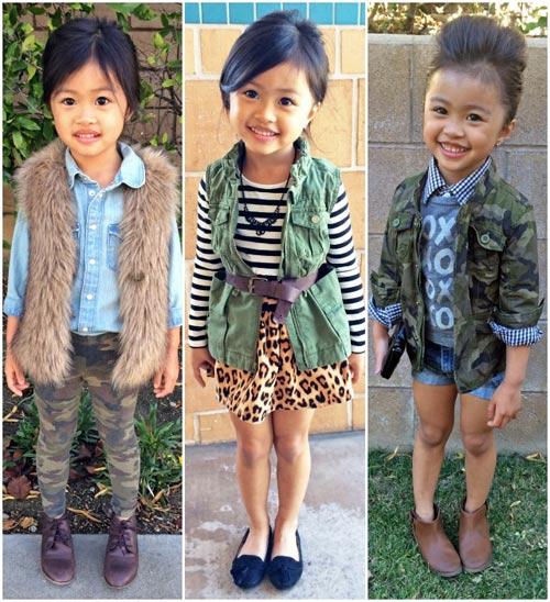 """Bí quyết phối đồ giúp bé thành fashionista """"chất lừ""""-2"""