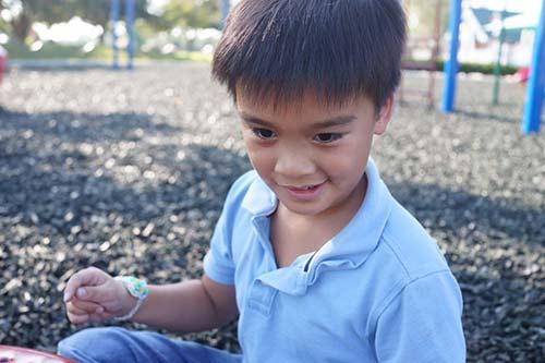 Lam Trường hạnh phúc khi con trai ngày càng khôn lớn-2