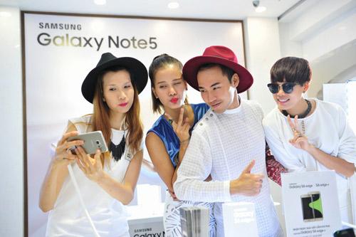 top 4 next top hao hung trai nghiem samsung galaxy s6 edge+ - 4