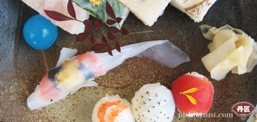"""thich thu voi mon sushi """"biet boi"""" o nhat ban - 2"""