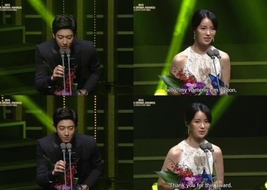 kim soo hyun thang giai daesang tai korea drama awards - 5