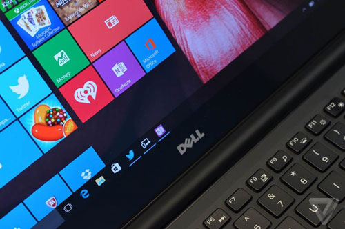 dell ra mat laptop xps 15 voi man hinh sat canh - 8
