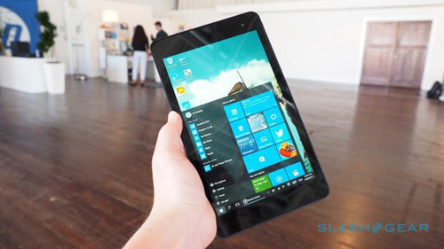 can canh hp envy note 8, tablet windows 10 8 inch kem but - 1