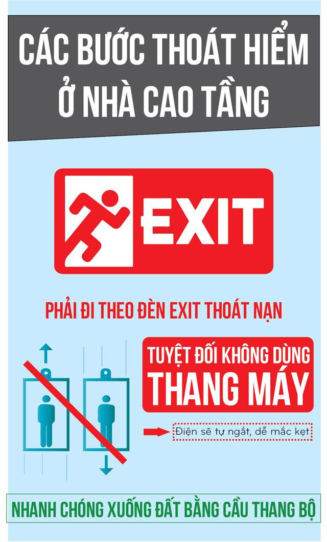 infographic: gap hoa hoan, lam gi khi khong co loi thoat? - 3