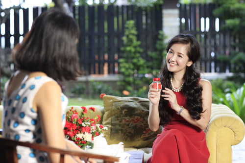 bong hong nhung sap to chuc liveshow - 4