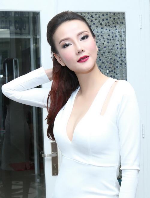 """duong yen ngoc cong khai """"dao keo"""" sau ly hon - 4"""