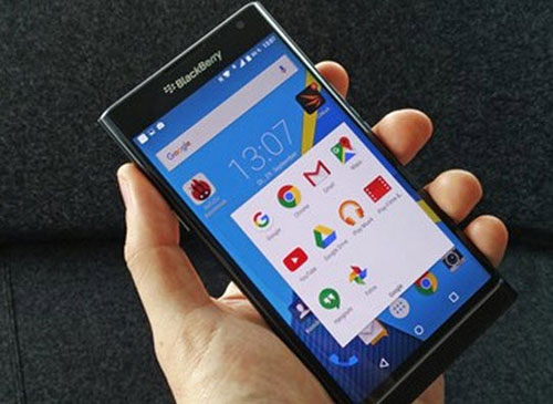che do bao mat tren chiec android blackberry priv nhu the nao? - 1