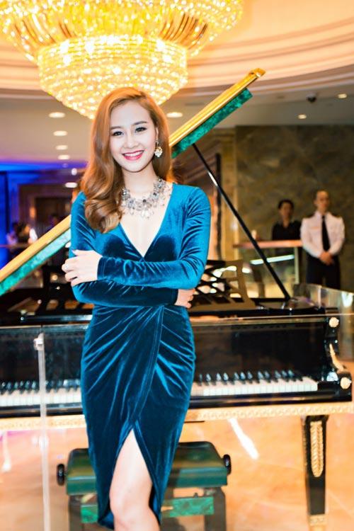Hà Thúy Anh hạnh phúc khi được hát cùng Cẩm Vân-7