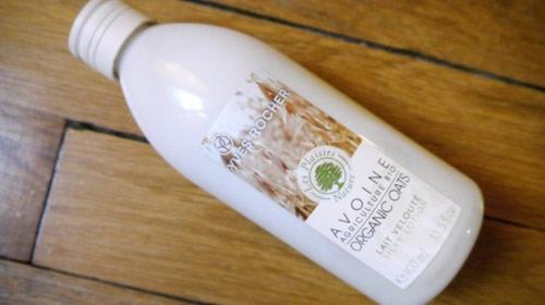 Đánh giá sữa dưỡng thể yến mạch Yves Rocher Organic Oats Body Lotion-3