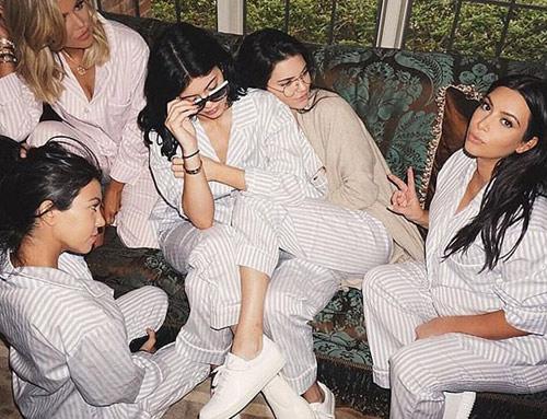 Kim Kardashian mở tiệc trước ngày sinh em bé-2