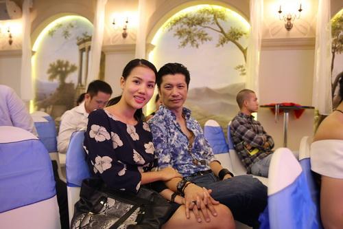 Bebe Phạm hạnh phúc bên ông xã Dustin Nguyễn-4