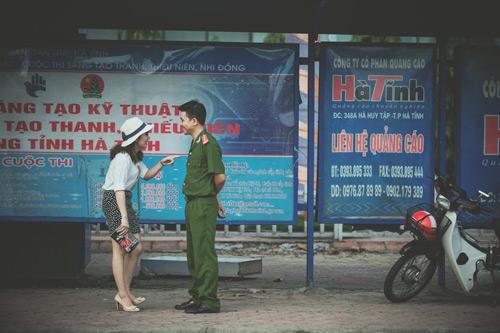 chuyen tinh nen tho cua anh cong an va co nang gap cuop - 14