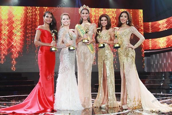 Cô gái nhặt rác bất ngờ trở thành Hoa hậu tại Thái Lan-7