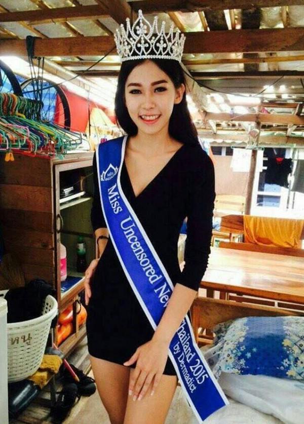 Cô gái nhặt rác bất ngờ trở thành Hoa hậu tại Thái Lan-4