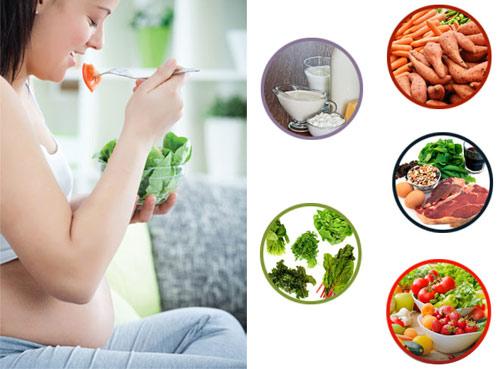 Mang thai tháng thứ 9: Nên và không nên ăn gì?-1