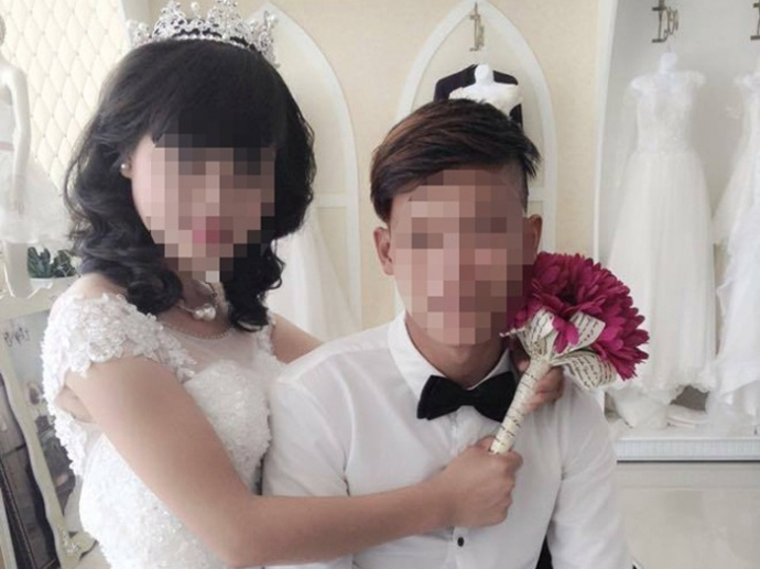 Cô dâu 14 tuổi ở Hà Tĩnh: Bố mất chức, con bị điều tra-1