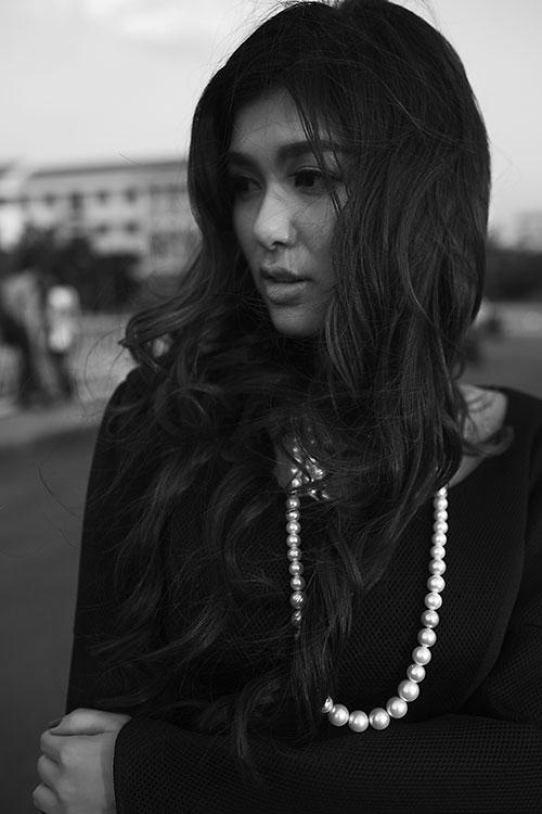 MC Thanh Mai nặng trĩu tâm sự u buồn-11