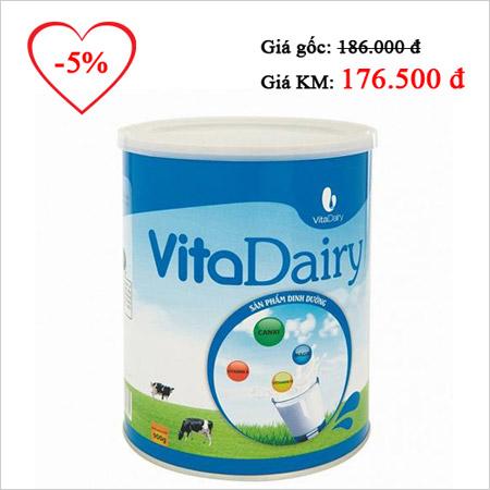 Mua sữa, nhận quà hấp dẫn từ Vita Dairy-3