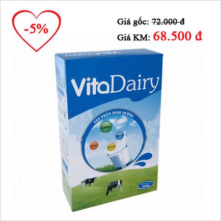 Mua sữa, nhận quà hấp dẫn từ Vita Dairy-4