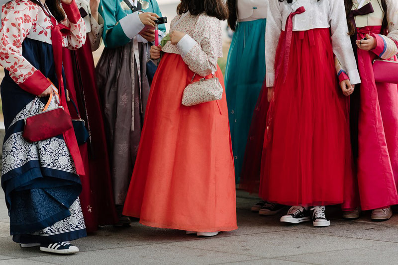 """""""giai ma"""" con sot hanbok duong pho cua gioi tre xu kim chi - 4"""