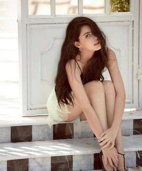 5 hot girl dep nhat thai lan va thoi trang toc dang hoc hoi - 5