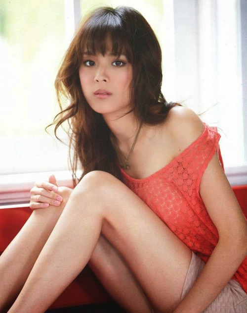 5 hot girl dep nhat thai lan va thoi trang toc dang hoc hoi - 12