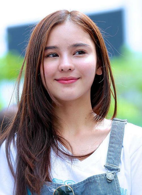 5 hot girl dep nhat thai lan va thoi trang toc dang hoc hoi - 18