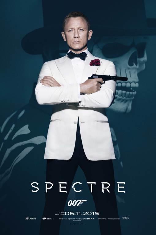 spectre 007 lap ky luc phong ve anh sau khi cong chieu - 1