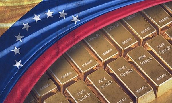 can kiet tien, venezuela phai ban vang de tra no - 1