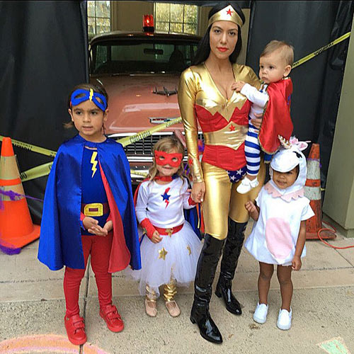 harper dien do diem dua di don halloween - 8