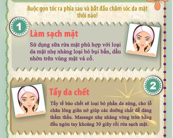 5 buoc cho ban so huu lan da hoan hao suot mua dong - 2