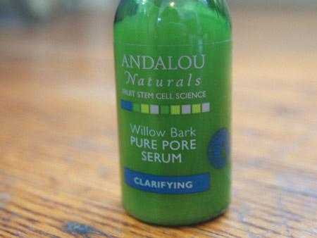 danh gia serum lam sach lo chan long andalou willow bark pure pore - 2