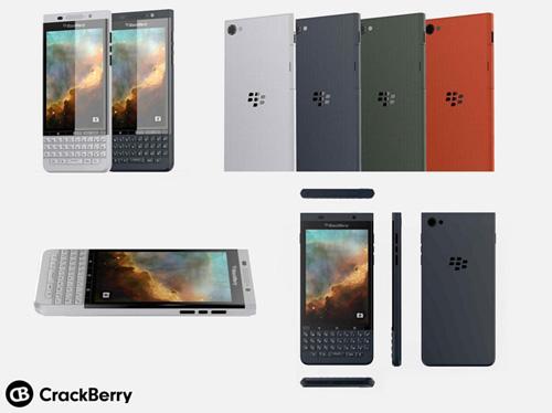 "ro ri ""vienna"" - smartphone android thu hai cua blackberry - 1"