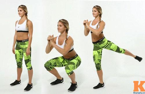 12 tu the squat cho vong ba no nang sau mot thang - 2