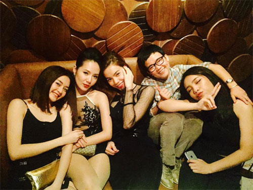 "angela phuong trinh phot lo scandal hon ""canh sat dep trai"" - 7"
