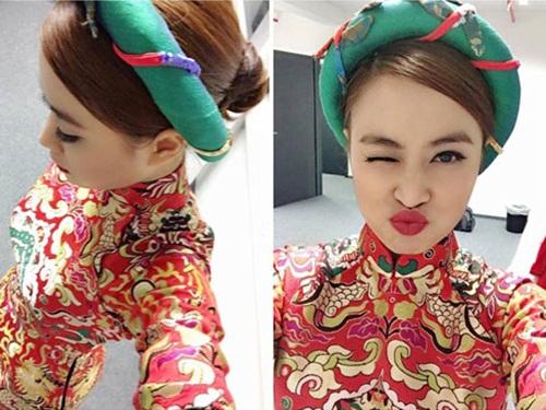 "angela phuong trinh phot lo scandal hon ""canh sat dep trai"" - 12"
