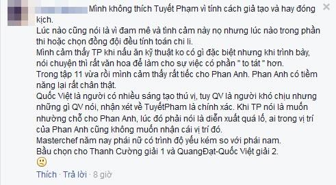 "4 thi sinh ""on ao"" nhat masterchef viet - 6"
