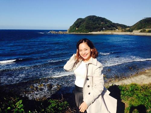 lan phuong rang ro di cong tac tai dao okinoshima - 8