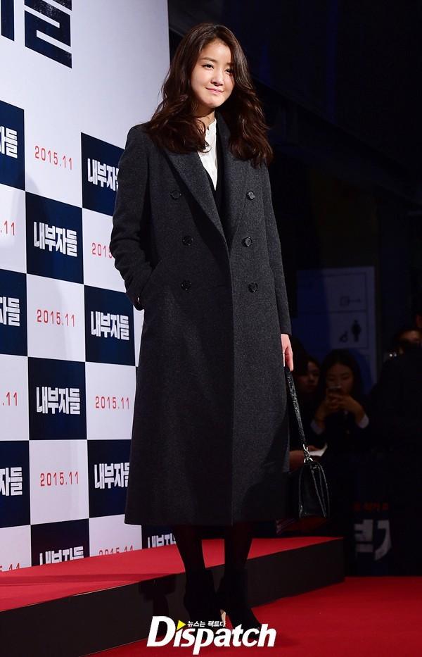 lee byung hun tuoi roi, banh bao trong buoi ra mat phim - 5