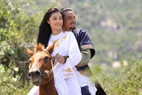 """trieu thi ha, kim hien coi do van khong cuu noi phim """"my nhan"""" - 1"""
