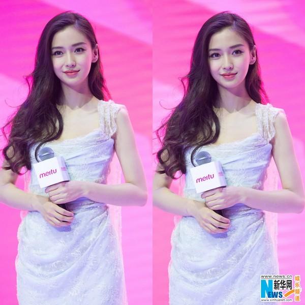 angelababy dep long lanh nhu nu than tai su kien - 2