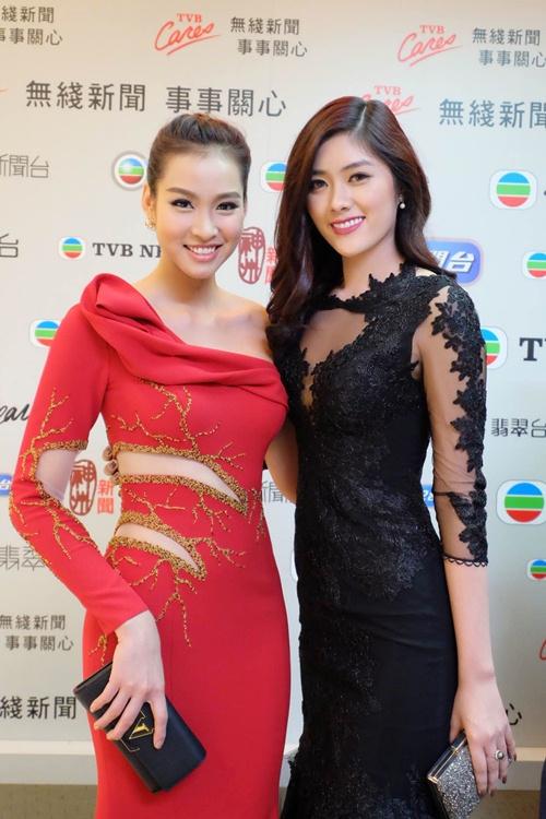vuong thu phuong goi cam tai su kien cua tvb- hongkong - 5