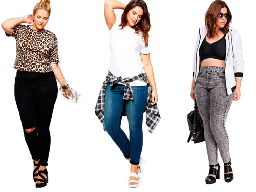 5 cach mac skinny jeans that dep cho nang dui to - 1