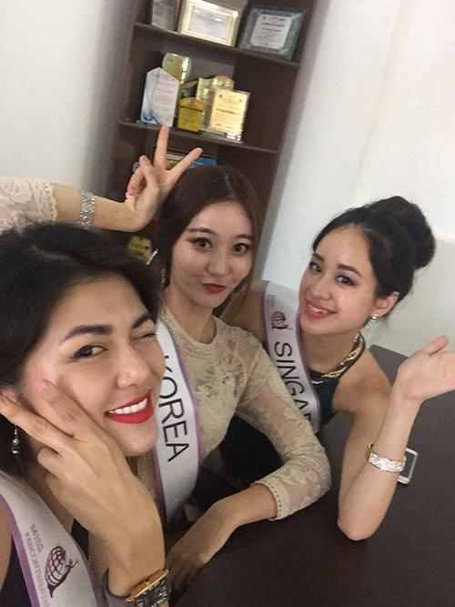 oanh yen lot top 5 bikini cuoc thi pancontinental international 2015 - 6