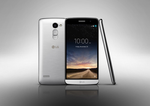 lg tung smartphone ray man hinh to, gia re - 1