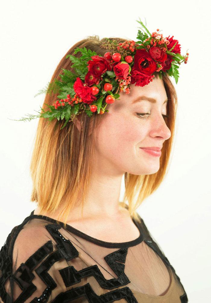tu tet vong hoa tuyet xinh cho co dau ngay cuoi - 10