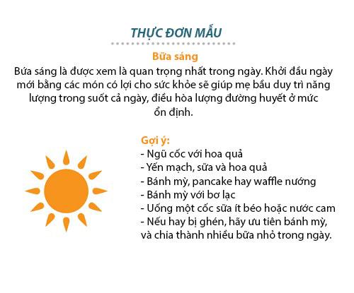 thuc don 'chuan khong can chinh' cho me bau - 7