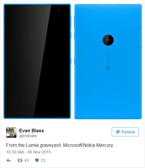 nokia mercury: chiec tablet bi microsoft huy bo khi mua lai nokia - 1