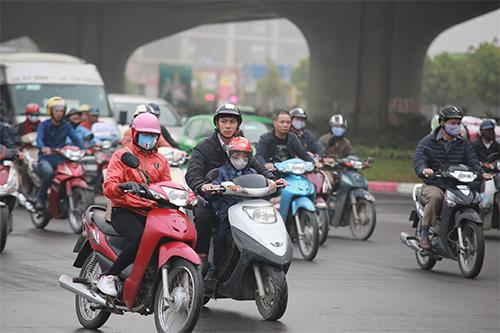 """nguoi dan """"kho so"""" di chuyen vi suong mu giang tu phia - 12"""