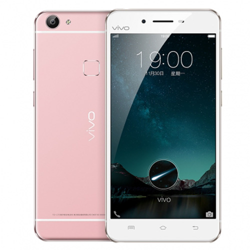 bo doi vivo x6 trang bi ram 4gb, chip am thanh yamaha - 1